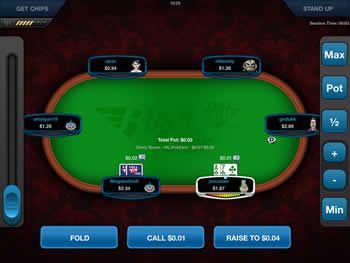Nods gambling assessment