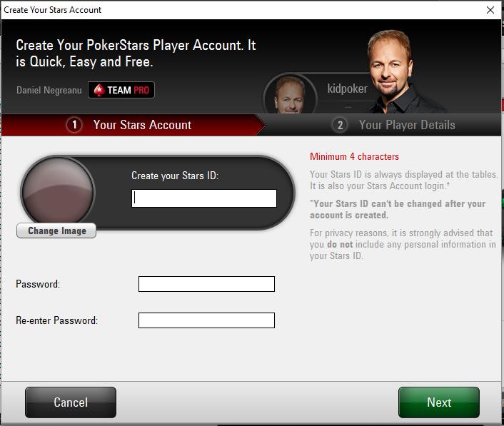 Pokerstar Suisse