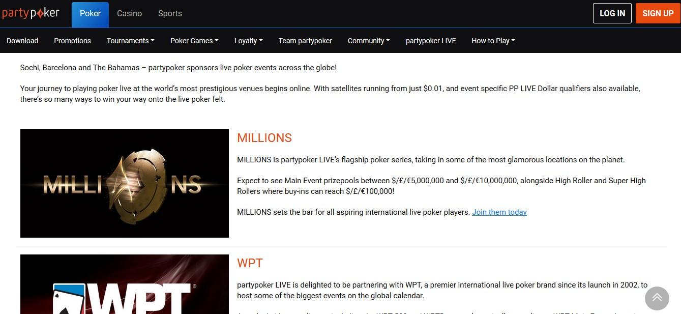 List Of All Uk Poker Sites