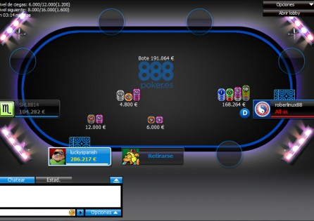 mesa torneo