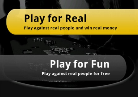 bwin Poker menu