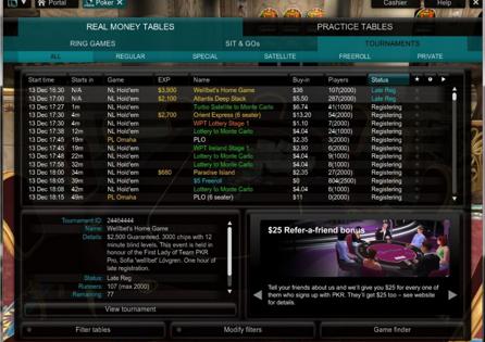 pkr poker 3