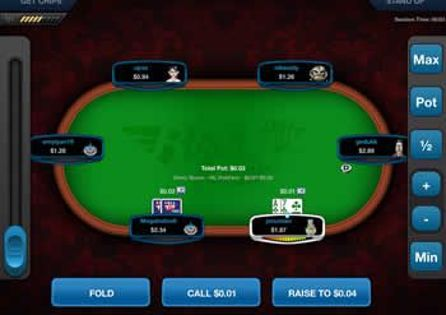 Full Tilt Poker Mobile Blackberry