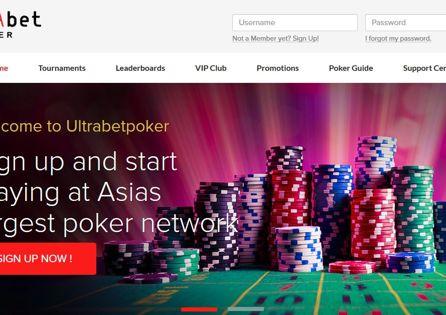 Ultrabet Poker