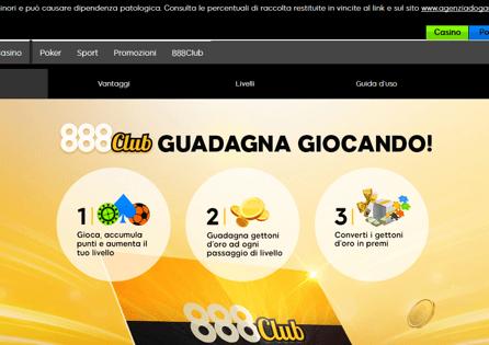 888Poker Homepage