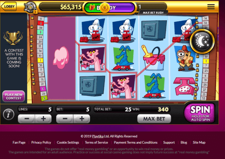 Caesar's Social Casino Game