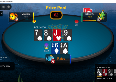Olybet Poker Game