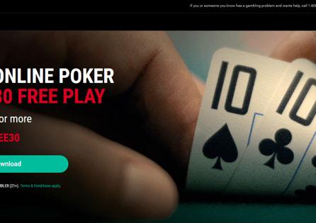 PokerStars PA Homepage