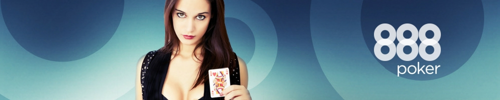 play poker for real money at 888poker