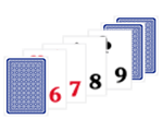 Seven Card Stud mobile poker app icon