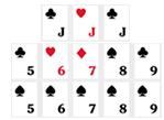 Open Face mobile poker app icon