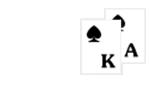 Texas Hold'em Poker app icon