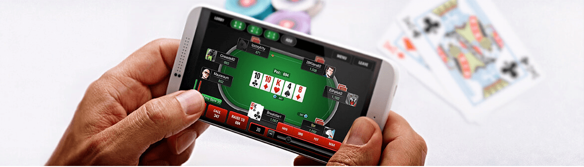 Top Mobile Poker Apps To Play Real Money Poker Games Pokernews