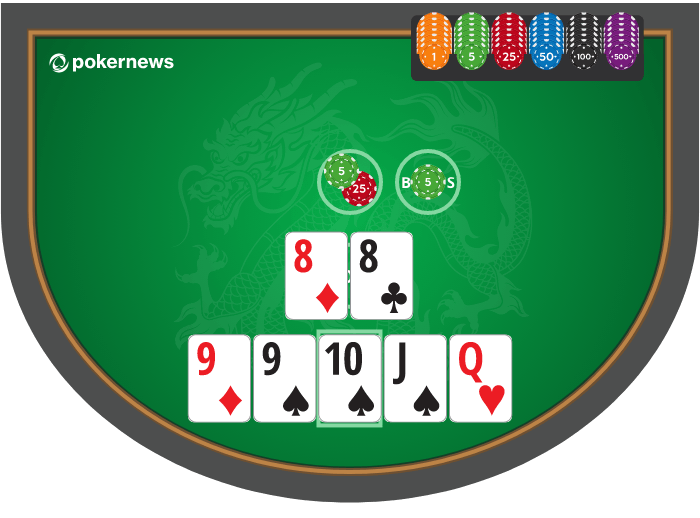 Pai Gow Poker Example Hand 2